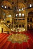 Μουσουλμανικό τέμενος σουλτάνων Eyup Στοκ φωτογραφίες με δικαίωμα ελεύθερης χρήσης