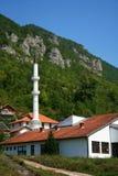Μουσουλμανικό τέμενος στο Σαράγεβο Στοκ εικόνες με δικαίωμα ελεύθερης χρήσης