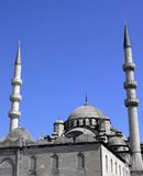 μουσουλμανικό τέμενος της Κωνσταντινούπολης νέο Στοκ εικόνες με δικαίωμα ελεύθερης χρήσης