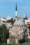 μουσουλμανικό τέμενος της Κωνσταντινούπολης στοκ φωτογραφία