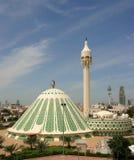μουσουλμανικό τέμενος της Fatima Στοκ φωτογραφία με δικαίωμα ελεύθερης χρήσης