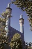 μουσουλμανικό τέμενος του Ισφαχάν Στοκ φωτογραφία με δικαίωμα ελεύθερης χρήσης