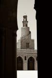μουσουλμανικό τέμενος του Καίρου Στοκ Εικόνα