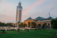 μουσουλμανικό τέμενος του Μαρόκου στοκ φωτογραφία