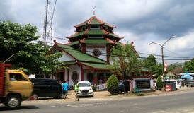 Μουσουλμανικό τέμενος του Muhammad Cheng Hoo Στοκ φωτογραφία με δικαίωμα ελεύθερης χρήσης