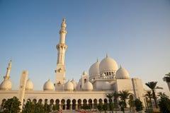 μουσουλμανικό τέμενος Στοκ Εικόνες