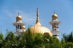 μουσουλμανικό τέμενος 2 ub Στοκ φωτογραφία με δικαίωμα ελεύθερης χρήσης