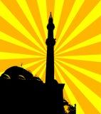 μουσουλμανικό τέμενος ελεύθερη απεικόνιση δικαιώματος