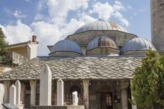 Μουσουλμανικό τέμενος Aga Vucjakovic Nesuh Στοκ φωτογραφία με δικαίωμα ελεύθερης χρήσης