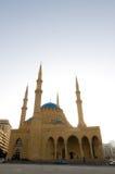 μουσουλμανικό τέμενος Al a στοκ εικόνες