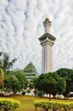 Μουσουλμανικό τέμενος Al Azim Στοκ φωτογραφία με δικαίωμα ελεύθερης χρήσης