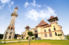 Μουσουλμανικό τέμενος Al Ghaffar Στοκ φωτογραφία με δικαίωμα ελεύθερης χρήσης