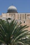 μουσουλμανικό τέμενος aqsa Στοκ Εικόνες