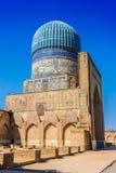 Μουσουλμανικό τέμενος bibi-Khanym στο Σάμαρκαντ, Ουζμπεκιστάν στοκ εικόνες με δικαίωμα ελεύθερης χρήσης