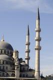 μουσουλμανικό τέμενος emin Στοκ εικόνες με δικαίωμα ελεύθερης χρήσης