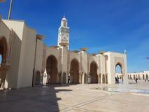 Μουσουλμανικό τέμενος Hassan 2 στοκ φωτογραφία με δικαίωμα ελεύθερης χρήσης