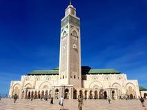 Μουσουλμανικό τέμενος Hassan 2 στοκ εικόνα με δικαίωμα ελεύθερης χρήσης
