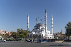 Μουσουλμανικό τέμενος Hatun Melike σε Itfaiye Meydani στοκ φωτογραφίες με δικαίωμα ελεύθερης χρήσης