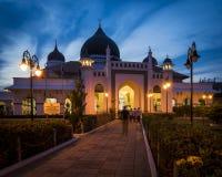 Μουσουλμανικό τέμενος Keling Kapitan στην Τζωρτζτάουν Penang Στοκ Φωτογραφία