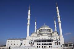Μουσουλμανικό τέμενος Kocatepe Στοκ Φωτογραφίες