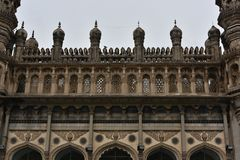 Μουσουλμανικό τέμενος Toli, Hyderabad Στοκ Φωτογραφίες