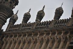 Μουσουλμανικό τέμενος Toli, Hyderabad Στοκ Φωτογραφία