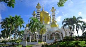 Μουσουλμανικό τέμενος Ubudiah Στοκ φωτογραφίες με δικαίωμα ελεύθερης χρήσης
