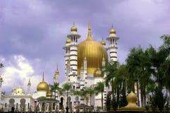 μουσουλμανικό τέμενος ubudiah στοκ εικόνες