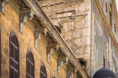 Μουσουλμανικό τέμενος Umayyad, Damaskus Στοκ Φωτογραφία
