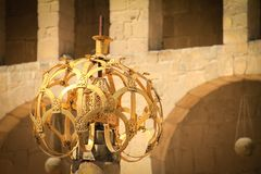 Μουσουλμανικό τέμενος Umayyad, Damaskus Στοκ φωτογραφίες με δικαίωμα ελεύθερης χρήσης