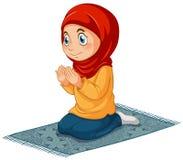 μουσουλμάνος διανυσματική απεικόνιση