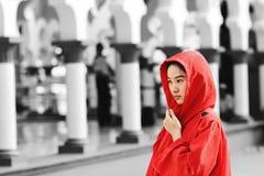 Μουσουλμανική γυναίκα στοκ φωτογραφίες με δικαίωμα ελεύθερης χρήσης