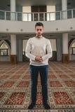 μουσουλμανική επίκλησ&eta Στοκ φωτογραφία με δικαίωμα ελεύθερης χρήσης