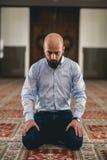 μουσουλμανική επίκλησ&eta Στοκ Εικόνες