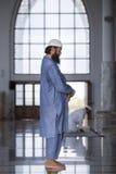 Μουσουλμανική προσευχή Στοκ φωτογραφία με δικαίωμα ελεύθερης χρήσης