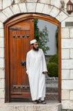 Μουσουλμανικό άτομο Στοκ φωτογραφίες με δικαίωμα ελεύθερης χρήσης