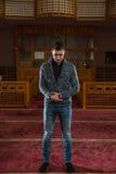 Μουσουλμανικό άτομο Στοκ Φωτογραφίες