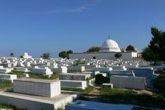 Μουσουλμανικό νεκροταφείο, Μοναστίρ Στοκ Εικόνα