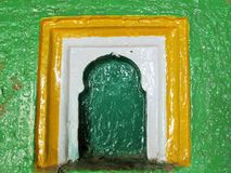 Μουσουλμανικό παράθυρο Στοκ φωτογραφίες με δικαίωμα ελεύθερης χρήσης