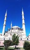 Μουσουλμανικό τέμενος Αδριανούπολη, Τουρκία Selimiye Στοκ φωτογραφία με δικαίωμα ελεύθερης χρήσης