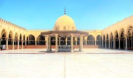 Μουσουλμανικό τέμενος γαιδάρων Ibn EL Amr Στοκ εικόνες με δικαίωμα ελεύθερης χρήσης