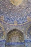 Μουσουλμανικό τέμενος ιμαμών (ιμάμης masjed-ε) στο Ισφαχάν, Ιράν στοκ εικόνα