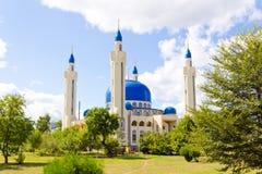 Μουσουλμανικό τέμενος Ισλάμ της νότιας Ρωσίας Στοκ εικόνες με δικαίωμα ελεύθερης χρήσης