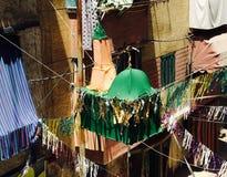Μουσουλμανικό τέμενος κινούμενων σχεδίων Στοκ εικόνα με δικαίωμα ελεύθερης χρήσης