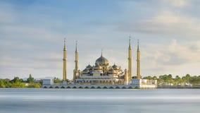 Μουσουλμανικό τέμενος κρυστάλλου Στοκ Εικόνες