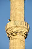 Μουσουλμανικό τέμενος, μιναρές στοκ φωτογραφία με δικαίωμα ελεύθερης χρήσης