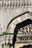 Μουσουλμανικό τέμενος, μιναρές στοκ φωτογραφίες