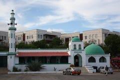 Μουσουλμανικό τέμενος Μομπάσα Στοκ Εικόνες