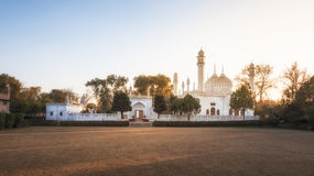 Μουσουλμανικό τέμενος Πακιστάν του Peshawar Στοκ Εικόνες