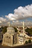 Μουσουλμανικό τέμενος σουλτάνων Valide Pertevniyal Στοκ Φωτογραφία